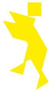 TANGRAM perso danse3 jaune