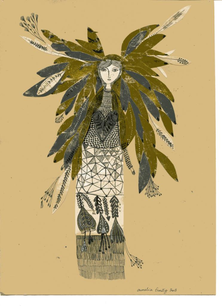 L'arbre de la vie, Aurélia Fronty