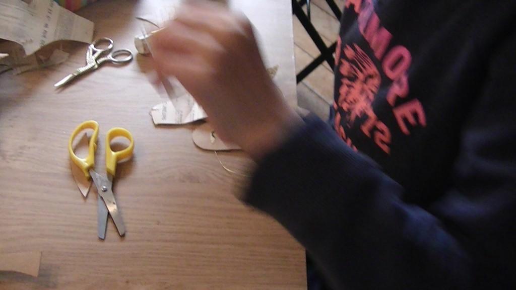 Atelier Aurélia Fronty au Square des artistes 3