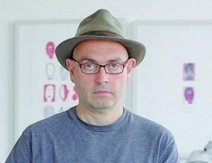 Portrait Serge Bloch dans La Croix (DR)