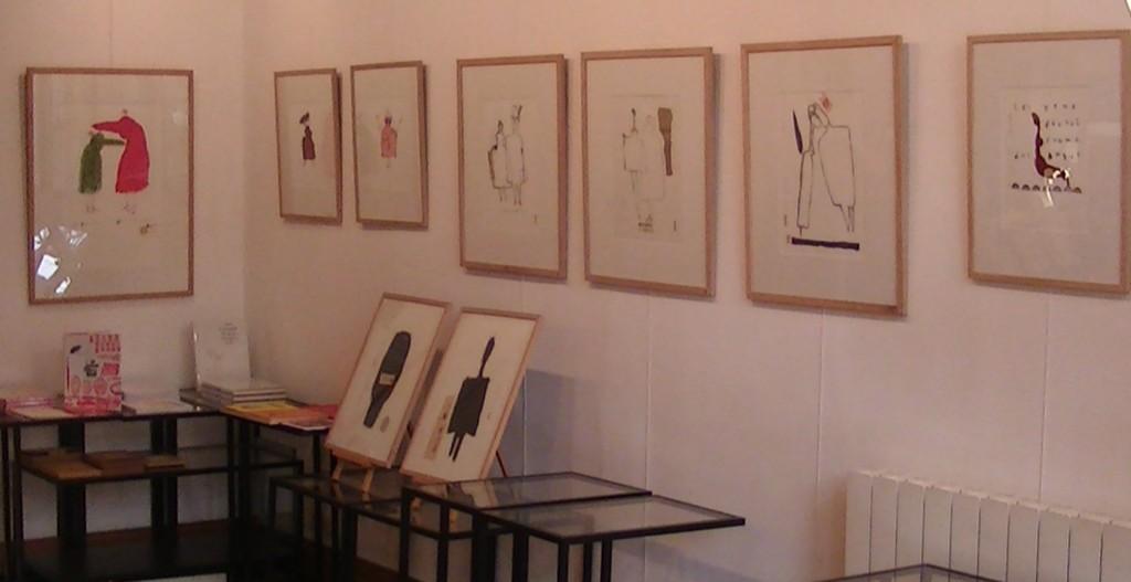Exposition Serge Bloch 2