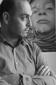 Serge Bloch (photo Eric Durand)