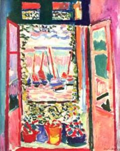 Matisse Fenêtre à collioure