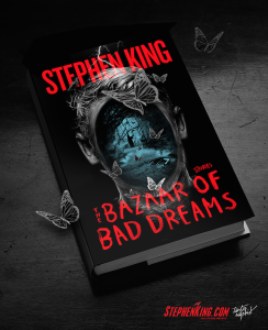 Couverture livre Stephen King