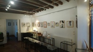Exposition collective au Square des artistes (Magali Attiogbé, Pascale Bordet, Izumi Idoia et Joanna Peiron)