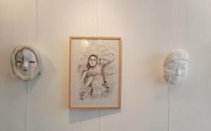 Exposition Izumi Idoia automne 2019 Square des artistes