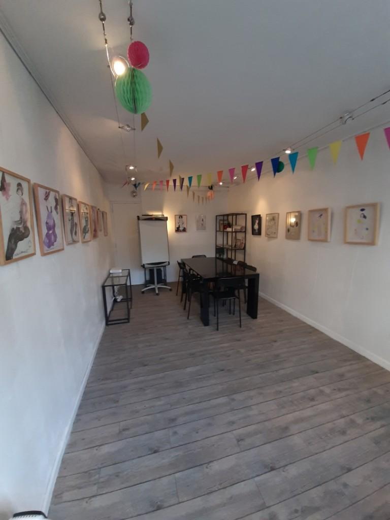 Salle d'atelier 1 Square des artistes