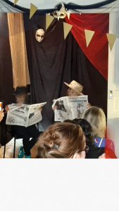 Théâtre et art de la parole 2019